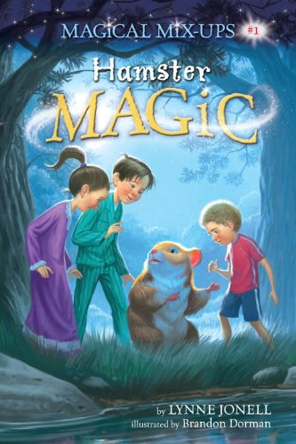 Hamster Magic (A Stepping Stone Book(TM)): Lynne Jonell