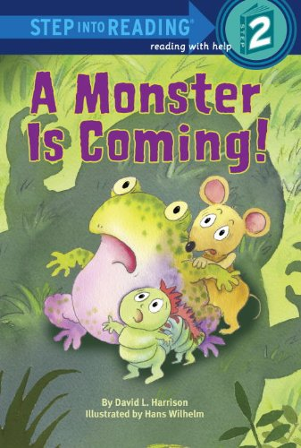 A Monster is Coming! (Step into Reading) (0375966773) by David L. Harrison