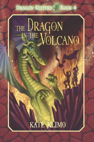 9780375966927: Dragon Keepers #4: The Dragon in the Volcano