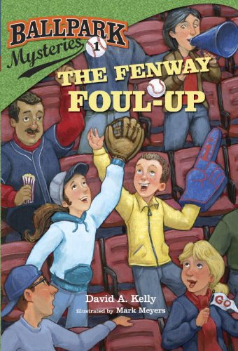 9780375967030: Ballpark Mysteries #1: The Fenway Foul-up (A Stepping Stone Book(TM))