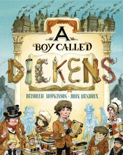 9780375967320: A Boy Called Dickens