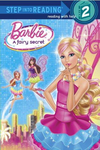 9780375967757: Barbie: A Fairy Secret (Barbie) (Step into Reading)