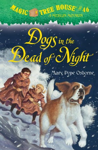 Magic Tree House #46: Dogs in the: Mary Pope Osborne