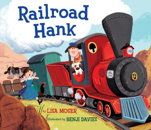 9780375968495: Railroad Hank