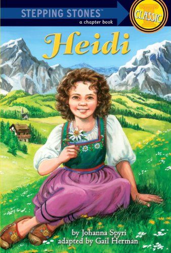 9780375968990: Heidi (A Stepping Stone Book(TM))