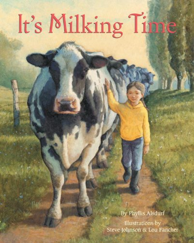 9780375969119: It's Milking Time