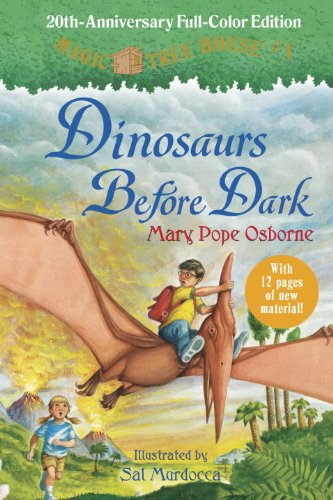 9780375969881: Dinosaurs Before Dark (Full-Color Edition) (Magic Tree House (R))