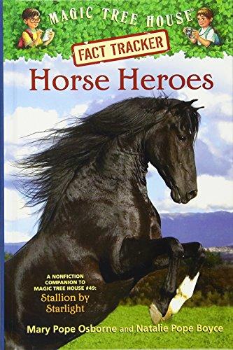 Magic Tree House Fact Tracker #27: Horse: Osborne, Mary Pope,