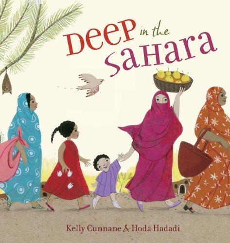 Deep in the Sahara: Cunnane, Kelly