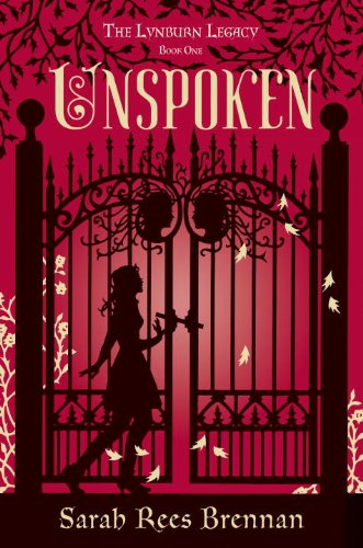 9780375970412: Unspoken (The Lynburn Legacy Book 1)