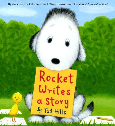 9780375970863: Rocket Writes a Story