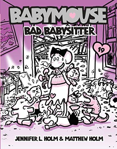 9780375970986: Babymouse #19: Bad Babysitter