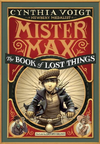 9780375971235: Mister Max: The Book of Lost Things: Mister Max 1