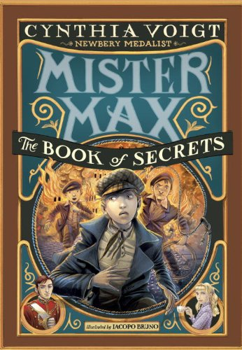 9780375971242: Mister Max: The Book of Secrets: Mister Max 2