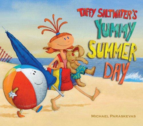 9780375971303: Taffy Saltwater's Yummy Summer Day
