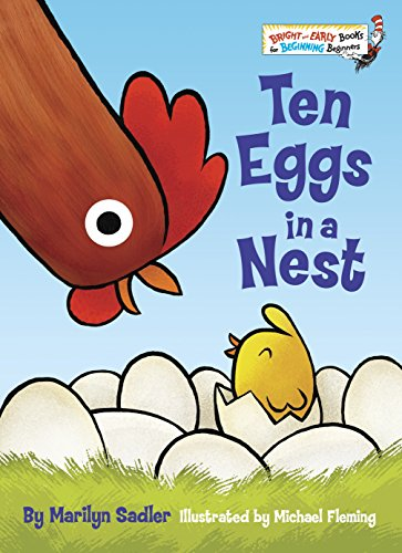 Ten Eggs in a Nest (Bright & Early Books(R)) (0375971513) by Marilyn Sadler