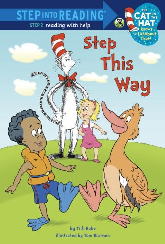 9780375971631: Step This Way (Cat in the Hat Knows a Lot About That. Step Into Reading)