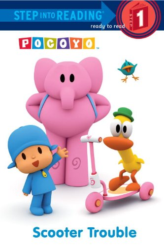9780375971679: Scooter Trouble (Pocoyo) (Step into Reading)