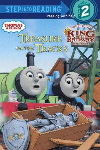 9780375971686: Treasure on the Tracks (Thomas & Friends) (Step into Reading)