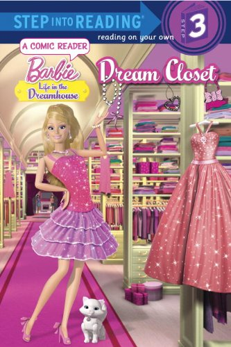 9780375971877: Dream Closet (Barbie: Life in the Dream House) (Step into Reading)