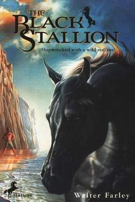 9780375972195: The Black Stallion Shipwreck with a Wild Stallion