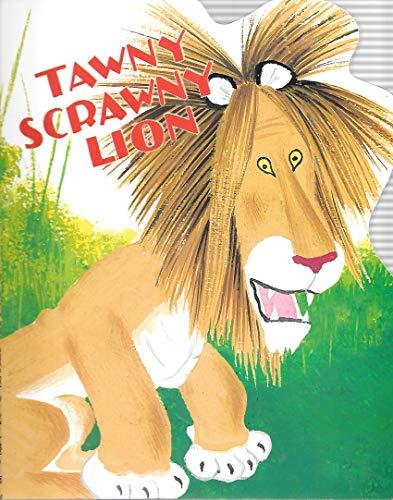 9780375972447: Tawny Scrawny Lion