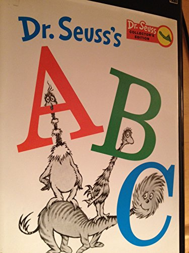 Dr. Seuss Abc Collector's Edition By Kohls Cares for Kids 9780375972768 This is my 18 mo olds favorite book. The kohls ed is slightly bigger than the original Dr suess series which is a big plus. I can now re