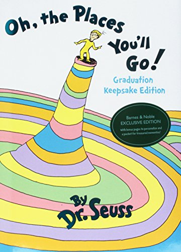 9780375972959: Oh, the Places Youll Go! Graduation Keepsake Edition