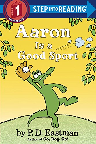 9780375974090: Aaron is a Good Sport (Step into Reading)