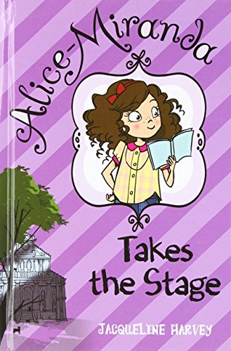 9780375991073: Alice-Miranda Takes the Stage