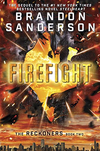 9780375991226: Firefight (The Reckoners)