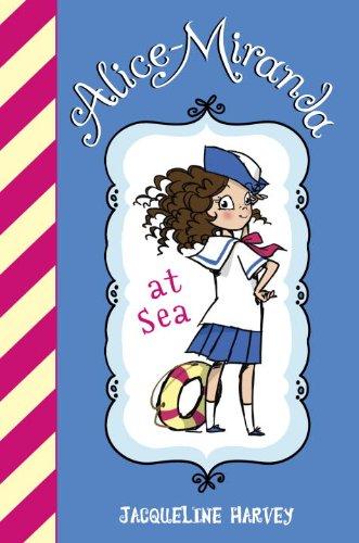 Alice-Miranda At Sea: Harvey, Jacqueline