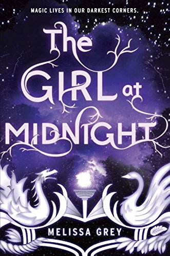 The Girl at Midnight (Feathers and Flame): Grey, Melissa