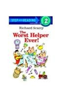9780375999901: The Worst Helper Ever (Step-Into-Reading, Step 2)