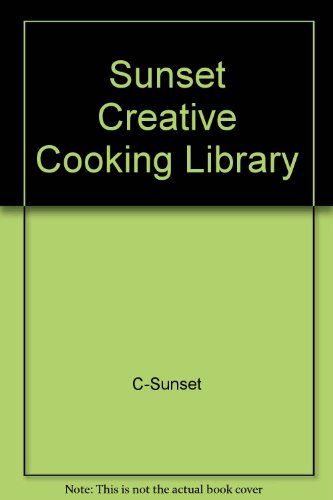 Creative Cooking Library: C-Sunset