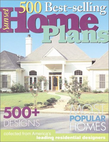 9780376011596: 500 Best Selling Home Plans