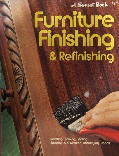 Furniture Finishing and Refinishing: Payne, Christopher