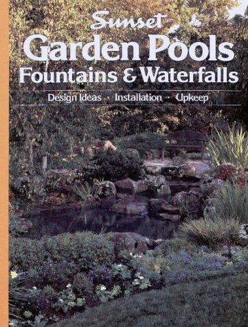 9780376012258: Garden Pools: Fountains U0026 Waterfalls