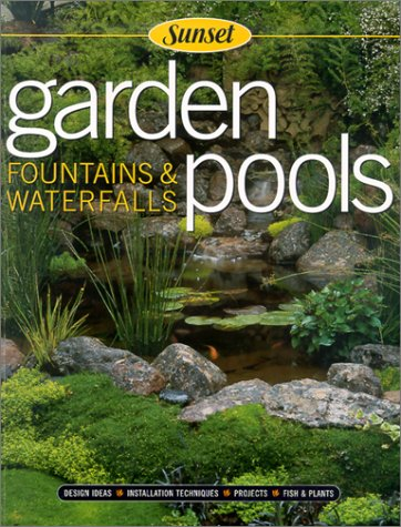 9780376012265: Garden Pools, Fountains & Waterfalls