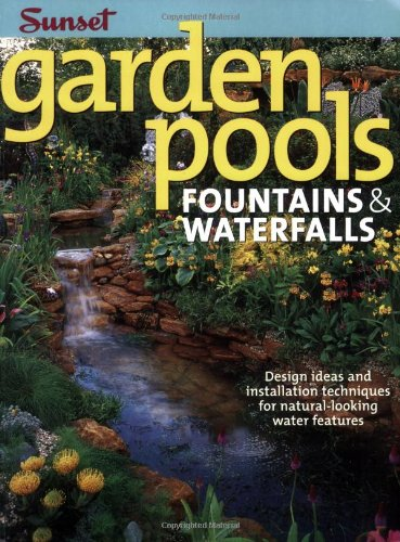 9780376012272: Garden Pools, Fountains & Waterfalls