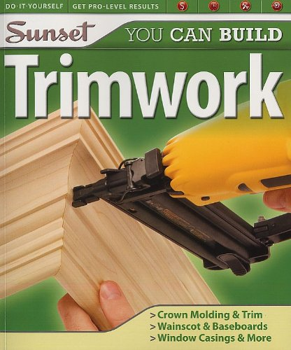 9780376012708: Sunset You Can Build: Trimwork