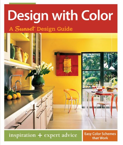 9780376013507: Design with Color: A Sunset Design Guide