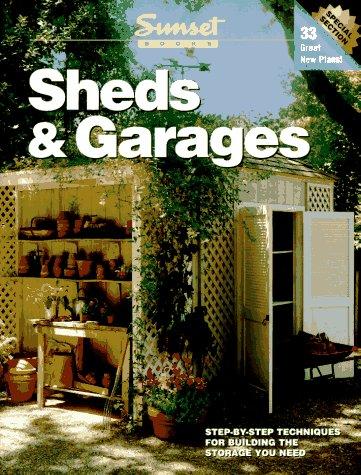 9780376013750: Sheds & Garages