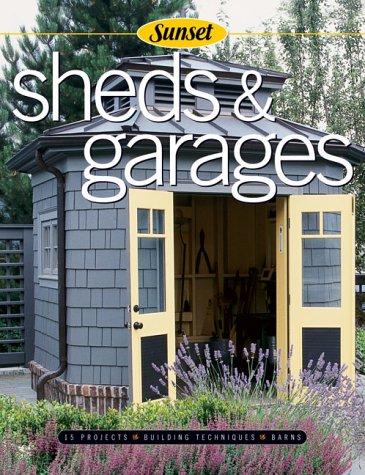 9780376013767: Sheds & Garages