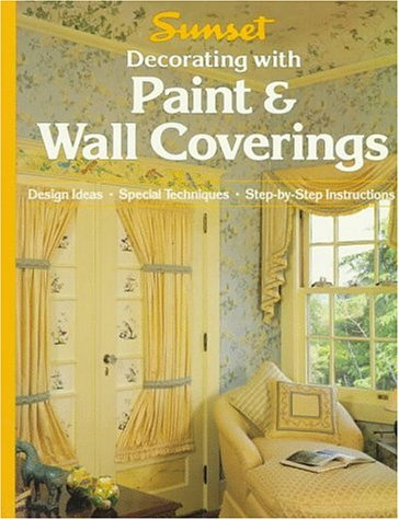 9780376013941: Decorating With Paint & Wall Coverings