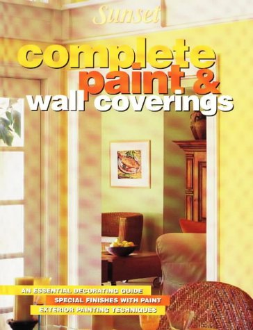 9780376013965: Complete Paint & Wall Coverings