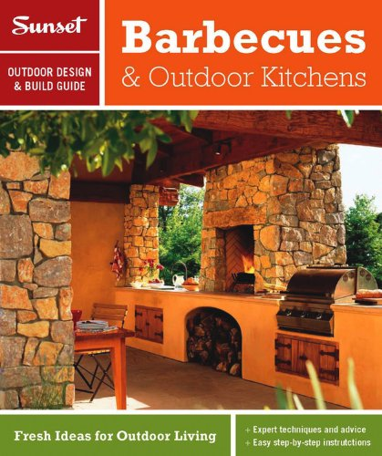 Sunset outdoor design build barbecues outdoor kitchens for Sunset magazine house plans