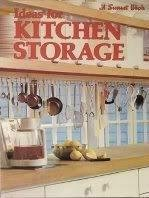 9780376015716: Kitchen Storage: Ideas and Projects