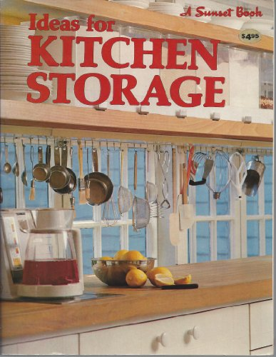 9780376015723: Kitchen Storage