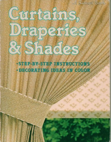 9780376017321: Curtains, Draperies & Shades